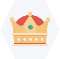 Website design crown.